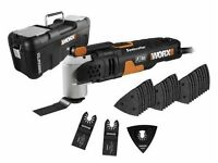 Worx W680 F30 Sonicrafter MultiTool - Brand New
