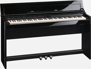 Roland DP90se Polished Ebony Digital Piano