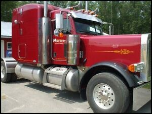 TRUCK LETTERING, GRAPHICS, HAND PINSTRIPING