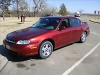 2003 Chevrolet Malibu Sedan V6- winter/summer tires included