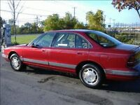 "1994 GRANNY OWNED AND  DRIVEN 134000"" ORIGINAL KM"""