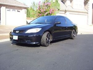 2004 Honda Civic 1.6L Sedan MUST GO