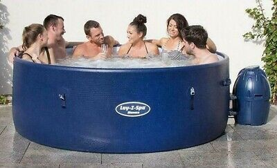 Lay-Z Spa Monaco 6 - 8 People Large Hot Tub Party Pool