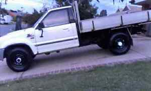Ford 95 courier ute 4wd xl 2.6i  12V Beenleigh Logan Area Preview