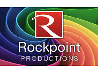 Graphic Design, Photography, Publishing Services, Typesetting & Branding - Rockpoint Productions