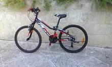 "Avanti Shadow 24"" Boys Bike  - like new as hardly used Warnbro Rockingham Area Preview"