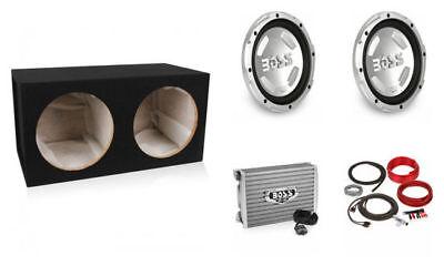 Boss Audio Kit (BOSS AUDIO CX122 12
