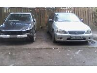 2x lexus is200