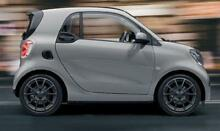 SMART fortwo EQ Racingrey (22kW)