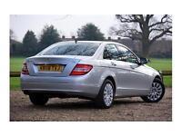 Mercedes-Benz C220 2.1TD Auto CDI Elegance**DIESEL AUTO**SAT NAV**FSH**170BHP**
