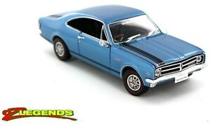 Holden Monaro HK GTS Bright Blue 1:32 Scale Oz Legends Diecast Model Car