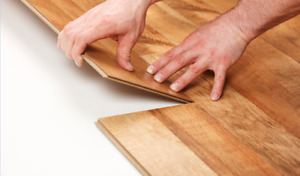 $0.95/sq. ft. Professional Laminate Installation (LOWEST PRICE)