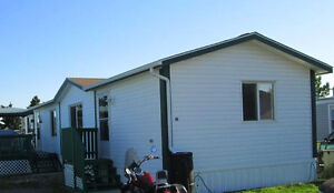 Crowsnest Pass, Hillcrest, Immaculate Double wide mobile home