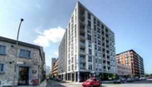 Newly Constructed Condo in Prestigeous Old Montreal