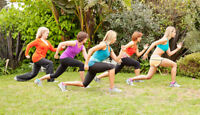 30 minute Lunchtime Bootcamp!