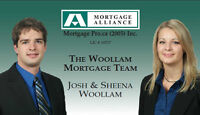 Mortgage broker working for you.