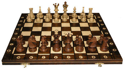- Ambassador Chess Set - 21