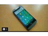 HTC m8 unlocked good condition