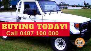 Buy My Car - Your Toyota Land Cruiser Wanted Now - Instant Cash! Northgate Brisbane North East Preview