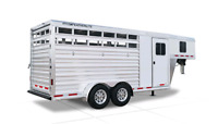 Mobile horse trailer repair