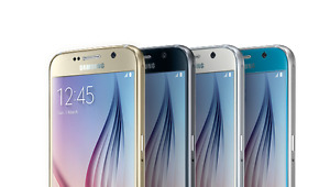 Samsung s6 mint condition unlocked for any provider