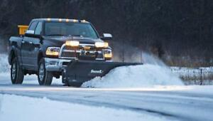 SnowEx Snow Plows, Salters and Spreaders in stock at CR Yardworks and Equipment! 0% Financing Available!