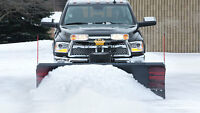 Snow-ex Snowplows and spreaders