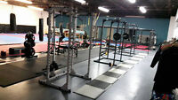 $30/mnth OPEN GYM (weights, boxing) MEMBERSHIP