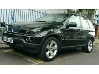 2004 BMW X5 Automatic 3.0i 1year MOT 3 keys Full leather Sat Nav full Service history