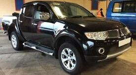 Mitsubishi L200 Barbarian FROM £57 PER WEEK!