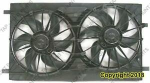 Cooling Fan Assembly Same As Ch3115149 Jeep Compass 2007-2010