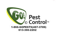 Pest Control Ottawa Call today and get $25 off: 6133662202