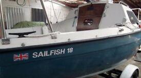 SAILFISH 18