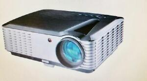 Promo! Home Theater LED Projector Full HD 1920X1080,5.8 inch LCD TFT display, 3800 Lumens, REGAL 819,$349(was$699)