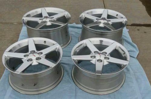Used corvette rims wheels tires parts ebay for Ebay motors parts tires