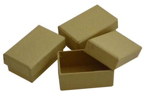 Paper Mache Craft Boxes Ebay