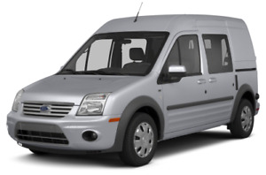 2010 or Newer Ford Transit Connect