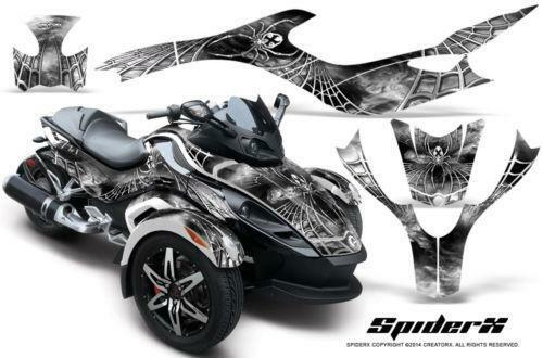 Can Am Spyder Graphics Ebay