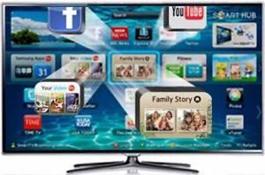 "Samsung 55""140CM UA55ES6600 3D SMART LED TV Liverpool Liverpool Area Preview"