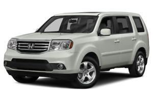Looking for 2015 Honda Touring SUV, Crossover