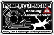 Audi Aufkleber