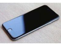 Apple-Iphone 6 - Unlocked SIM Free - 16GB - Slate Grey - Smartphone