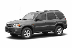 2006 Mazda Tribute GT SUV, Crossover