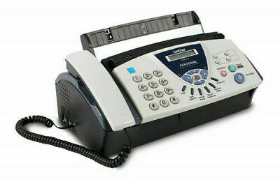 Brother Fax-575 Personal Plain Paper Faxphone And Copier