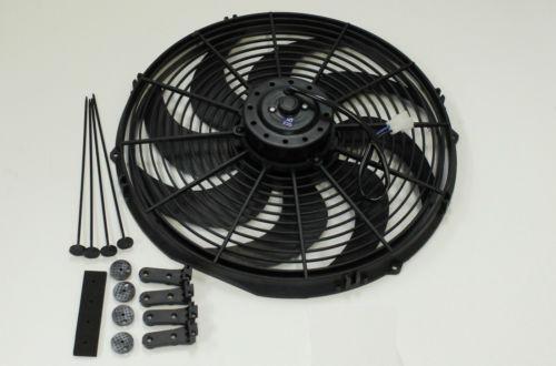High Cfm 12v Cooling Fans : Cfm electric fan ebay