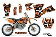 KTM 125 SX Stickers