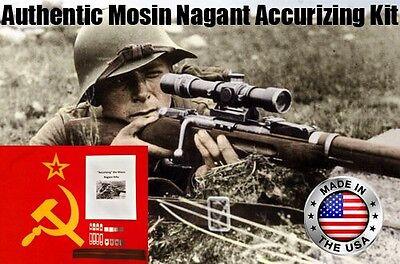 Accurizing Super Shim Kit For Mosin Nagant M38 M44 91/30 PE PEM PU Sniper 54r