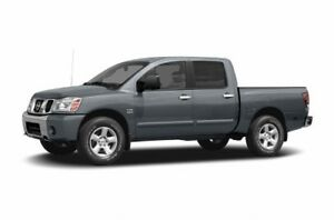 WANTED: Nissan Titan
