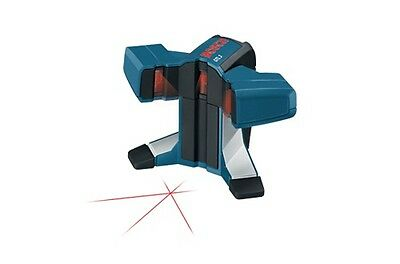 BOSCH GTL3 WALL TILE FLOOR COVERING LAYOUT LASER NEW TOOL 65 FT RANGE