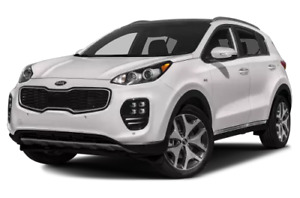 Kia Sportage EX - Don't let dealer Low Ball you.